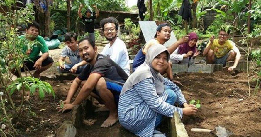 Jogja Berkebun, aksi nyata anak muda peduli alam & kemandirian pangan