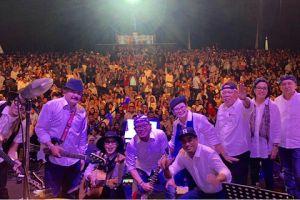 10 Aksi panggung para menteri Jokowi di Java Jazz, banjir tepuk tangan