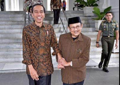 Habibie sakit dirawat di Jerman, Jokowi kirim dokter kepresidenan