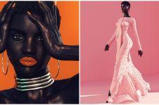 Shudu Gram, model CGI pertama di dunia untuk produk makeup Rihanna