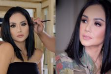 Tampil dengan gaya rambut baru, Krisdayanti malah dikira Yuni Shara