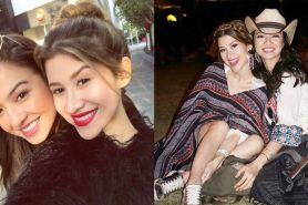 10 Momen seru Raline Shah & Millane Fernandez, sering traveling bareng