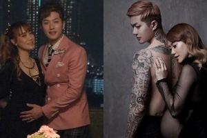 8 Momen mesra Lee Jeong-hoon dengan istri, dunia serasa milik berdua