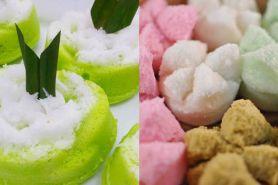 10 Jajanan legendaris Indonesia dari tepung beras, bikin ngiler