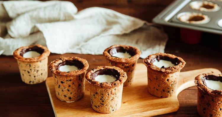 Cookie shot ala kafe ternyata mudah bikinnya, begini lho resepnya