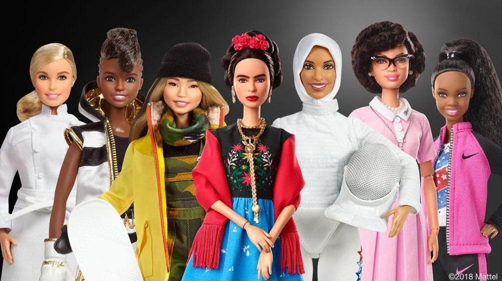 Barbie rilis © 2018 Instagram