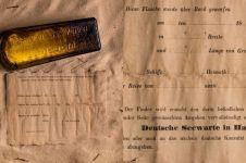 Surat botol berusia 132 tahun ditemukan di Australia, isinya apa ya?