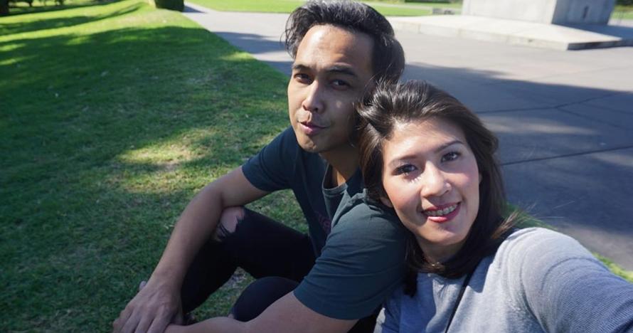 10 Kemesraan Naga Lyla & istri meski lima tahun menikah, bak pacaran