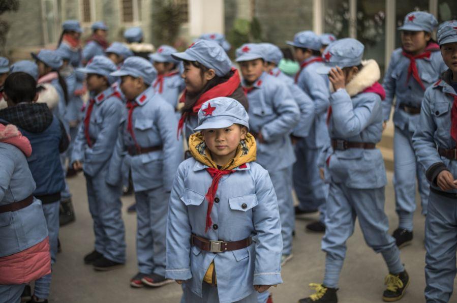 Penampakan 12 seragam SD dari seluruh dunia, unik dan beragam