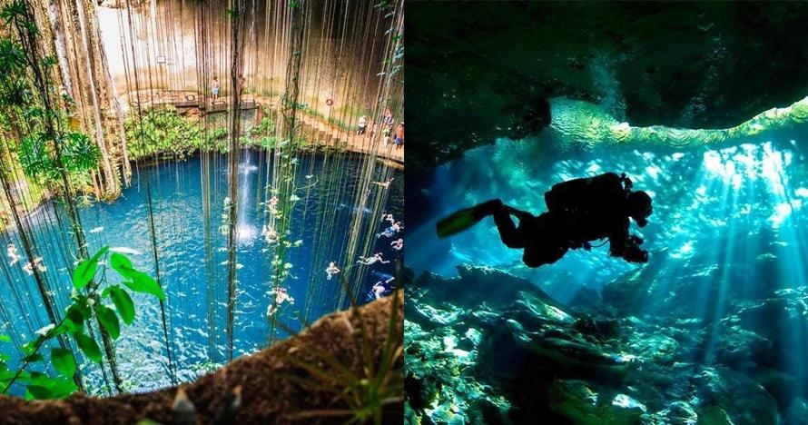 10 Fakta menakjubkan gua paling dalam di dunia, isinya luar biasa