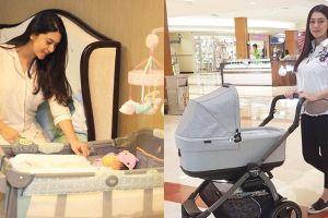 Harga 5 perlengkapan bayi Nabila Syakieb, strollernya capai Rp 16 juta