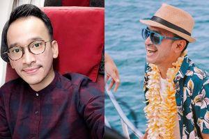 6 Perubahan Ruben Onsu, dari chubby, ideal hingga jadi kurus