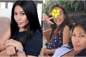 Tak pernah diekspos, 10 potret Kirana putri Anggun ini bikin penasaran