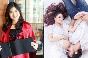 Selamat, Vinessa Inez aktris Jodoh Wasiat Bapak lahirkan anak pertama