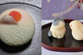 7 Kreasi wagashi, kuliner manis dari Jepang yang imut abis