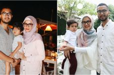 Fokus ibu rumah tangga, ini 10 momen manis Revalina S Temat & keluarga