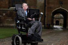 Ini 6 sisi lain kehidupan Stephen Hawking yang jarang orang tahu