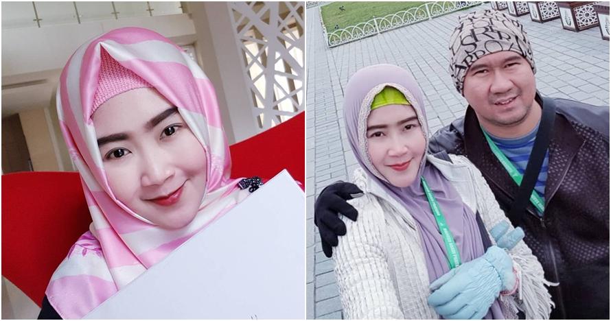 Tepis kabar miring, Bu Dendy tampil mesra bareng suami & istri pertama