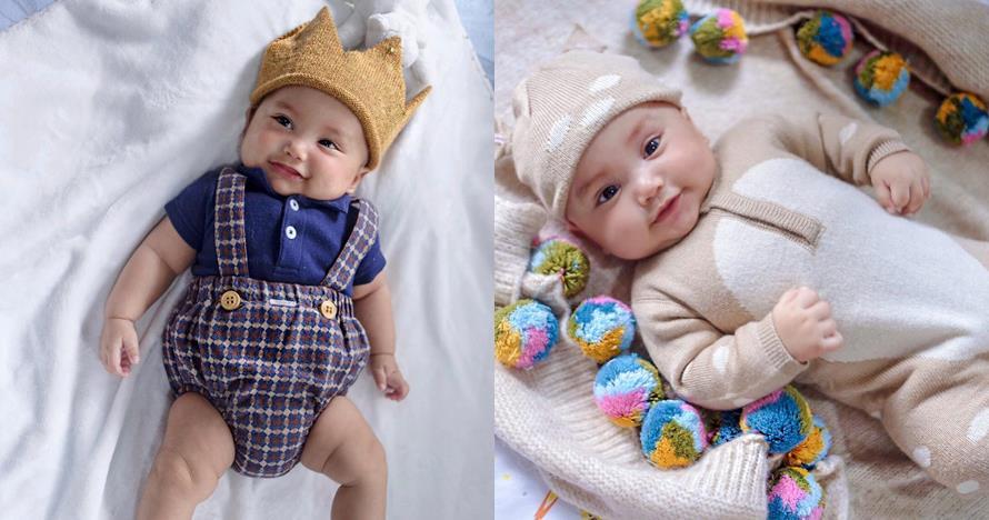 Berusia 3 bulan, 8 outfit bayi Rachel Vennya ini harganya wow banget!