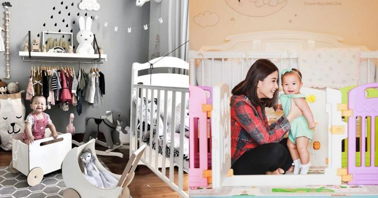 Desain kamar anak 5 seleb Tanah Air, dari yang sederhana sampai mewah