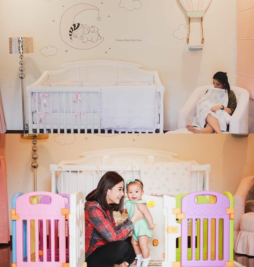 kamar anak 5 seleb   © 2018 Instagram