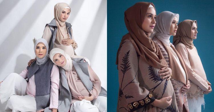 Maternity Bareng Ini 5 Potret Cantik Shireen Zaskia