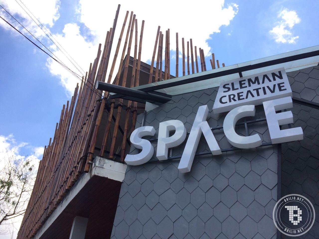 Mengulik Sleman Creative Space, ruang kumpul dan berkarya anak muda