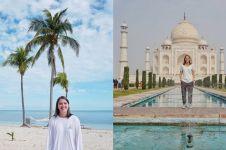 Cewek ini keliling dunia dalam 9 bulan, 10 fotonya bikin ingin liburan
