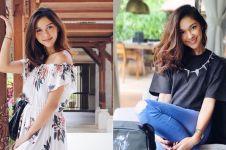 Rayakan ultah ke-33, penampilan Nana Mirdad seperti gadis usia 20-an