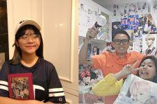 Demam K-pop, 4 anak seleb ternyata pecinta idol Korea