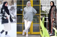 Berhijab dan hamil, ini beda gaya outfit Shireen, Zaskia dan Zee Zee