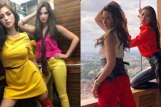 9 Pose Jessica Iskandar & Nia Ramadhani ini sukses bikin gagal fokus!