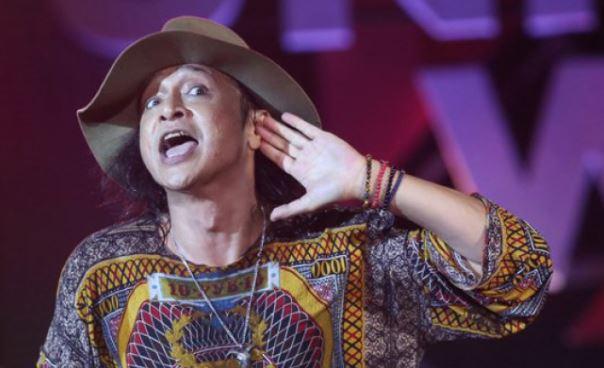 Penampilan Andi /rif jadi Dewa Tuak di film Wiro Sableng buat pangling