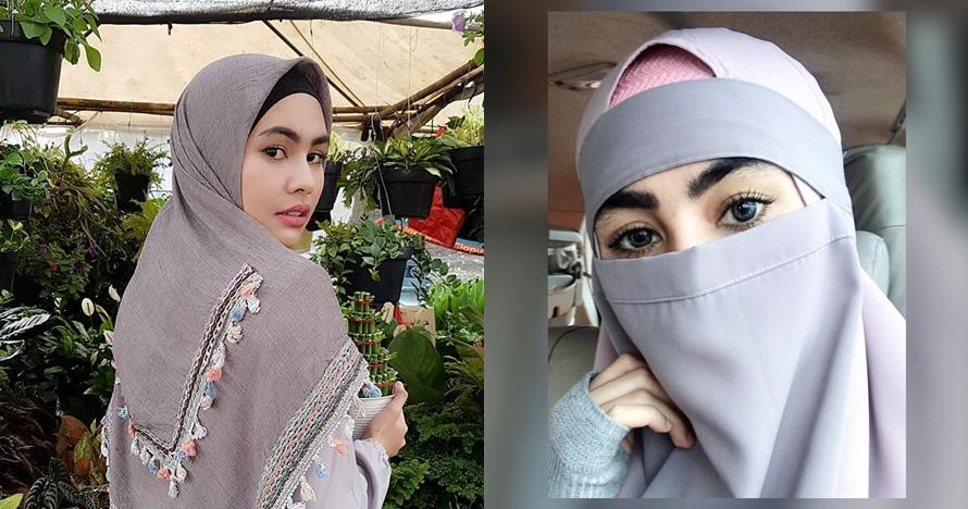 Heboh curhatan niqab, Kartika Putri akui kesalahpahaman & minta maaf