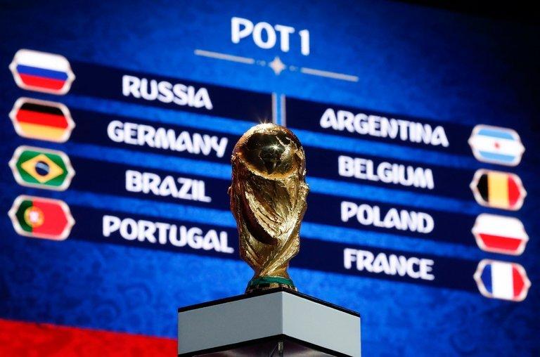 Pertama kalinya, Piala Dunia 2018 akan pakai teknologi VAR