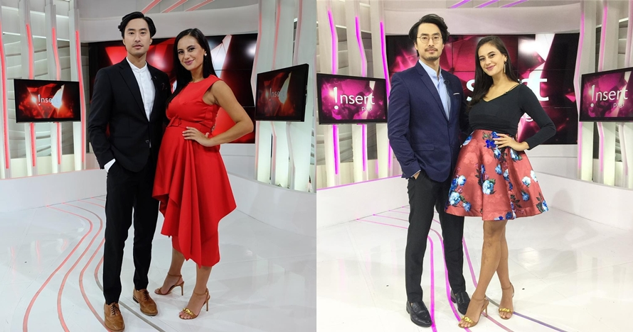 Berani pakai heels, ini 8 gaya memesona Marissa Nasution saat hamil