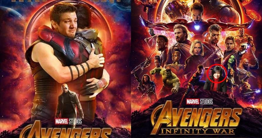 8 Pelesetan poster Avengers: Infinity War ini bikin ngakak