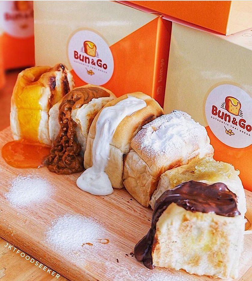 5 Tempat makan roti bun © 2018 Instagram