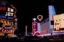 Gemerlap sejak dulu, begini 10 potret Las Vegas tahun 50-an