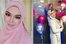 11 Tahun menunggu, ini potret penyambutan bayi Siti Nurhaliza