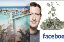 Ini 7 hal yang bisa dilakukan dengan Rp 67 T duit Facebook yang hilang