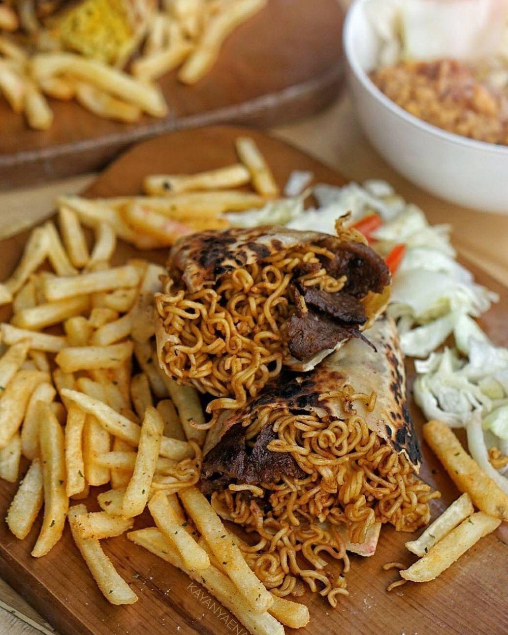 6 variasi kebab © 2018 Istimewa