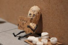 10 Potret realita hidup manusia ini dibuat dari kacang, ngegemesin!