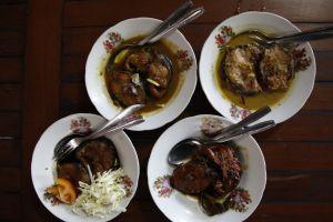 Kicik sidat, menu lawas kaya gizi rendah kolesterol