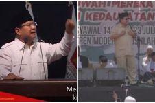 Jadi sorotan, 3 pidato Prabowo Subianto ini pernah menuai kontroversi
