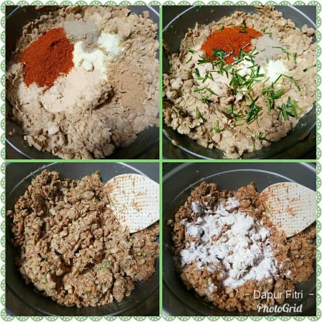 bikin mendol tempe © 2018 Cookpad