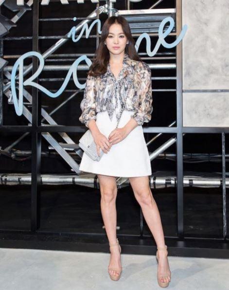 gaya Song Hye-kyo instagram.com/@kyo1122