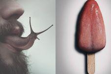 10 Karya surealis bertema tubuh manusia ini bikin geli sekaligus kagum