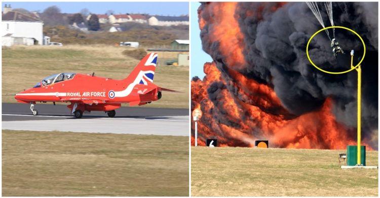 Detik-detik kecelakaan tragis jatuhnya pesawat jet seharga Rp 583 M