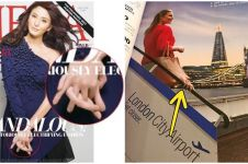 8 Hasil editan di cover majalah ini gagalnya nggak ketolongan